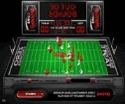 Coke zero retro electro football focis j�t�kok
