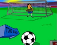 Football shootout online focis j�t�k