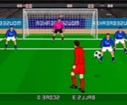 Football volley challenge online